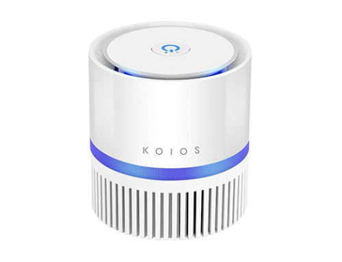 Rest & Relaxation at Home with KOIOS Air Purifier